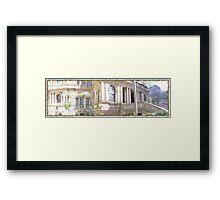Sydney Town Hall - Australia Framed Print
