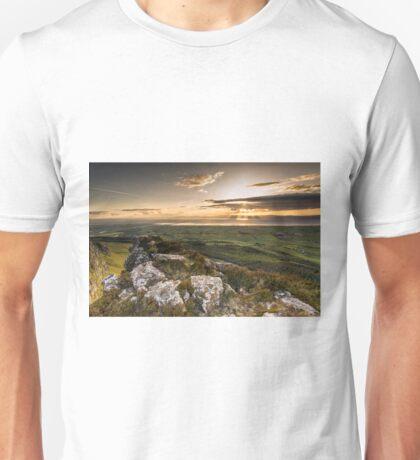 Sunset from Binevenagh Unisex T-Shirt