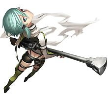 Shinon by Th3Lord
