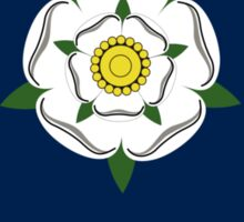 yorkshire flag Sticker