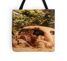 """Out To Pasture"" Tote Bag"