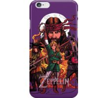 The Legend of Zeppelin iPhone Case/Skin