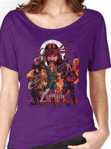 The Legend of Zeppelin Women's Relaxed Fit T-Shirt