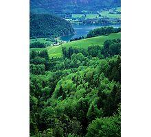 Lake Wolfgangsee Photographic Print