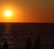 Sunset in Cap Cod by shadyuk