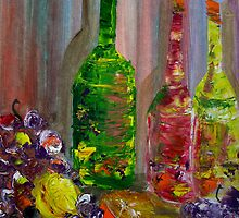 citrus, grapes and sprits by firstglance