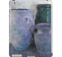 Stoneware Pottery-Art Prints-Mugs,Cases,Duvets,T Shirts,Stickers,etc iPad Case/Skin