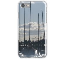 Sailboats iPhone Case/Skin