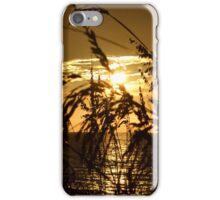 Sunrise on the Dune iPhone Case/Skin