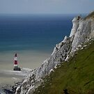 Lighthouse, Beachy Head by ChelseaBlue