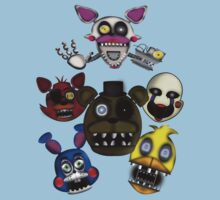Five Nights Kids Clothes