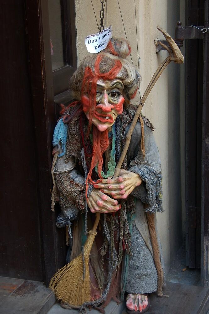 Witch by Stan Daniels