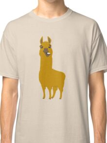 Llama is cool Classic T-Shirt