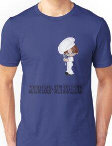KITCHEN CLOSED - UNTIL HELP ARRIVES Unisex T-Shirt