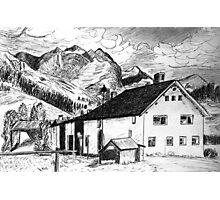Fextal, Switzerland Photographic Print