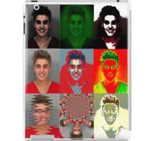 Beiber Montage  iPad Case/Skin