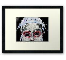 YO-LANDI VI$$ER Framed Print