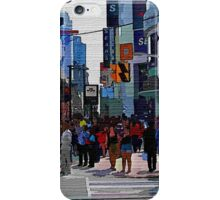 A Day In The Life Of Toronto -Art Prints-Mugs,Cases,Duvets,T Shirts,Stickers,etc iPhone Case/Skin