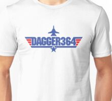 Custom Top Gun - Dagger364 Unisex T-Shirt