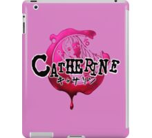 Catherine iPad Case/Skin