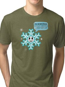 Special Snowflake Tri-blend T-Shirt
