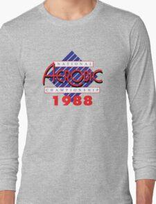 1988 National Aerobic Championship Long Sleeve T-Shirt