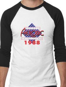 1988 National Aerobic Championship Men's Baseball ¾ T-Shirt