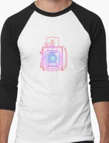 Vintage Photography - Graflex (Multi-colour) Men's Baseball ¾ T-Shirt