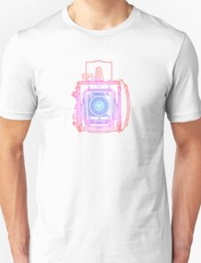 Vintage Photography - Graflex (Multi-colour) T-Shirt