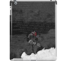 Vietnam Veterans Memorial 4 iPad Case/Skin