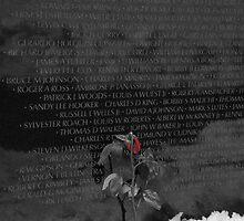 Vietnam Veterans Memorial 4 by Kenshots