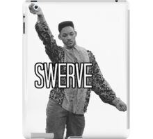 Will Smith Swerve iPad Case/Skin
