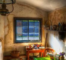 The Gardeners Cottage  by Nigel Bangert