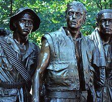 Vietnam Veterans Memorial 7 by Kenshots