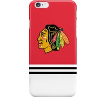 Chicago Blackhawks iPhone Case/Skin