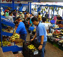 Cartago Fruit & Vegetable Market by Guy Tschiderer