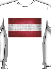 Austria Flag T-Shirt