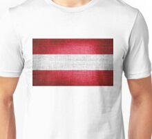 Austria Flag Unisex T-Shirt