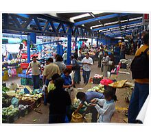 Just another Pic of the Cartago Market Poster