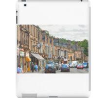 Dale Road - Matlock iPad Case/Skin