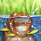 Hippo by Nina Rycroft