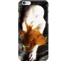 Pale Angel iPhone Case/Skin
