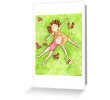 Make Believe Greeting Card