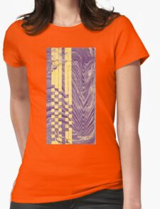 RIBBONS Womens Fitted T-Shirt