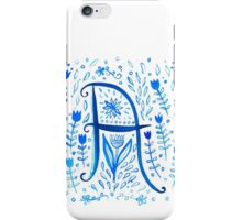 A is for... iPhone Case/Skin