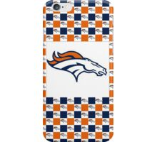 Denver Broncos-TWIN Duvet Cover, Posters, Pillows, Phone Cases, Tote Bags, IPad Cases, Laptop Skins, or Mugs iPhone Case/Skin