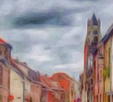 Brugge I Sticker