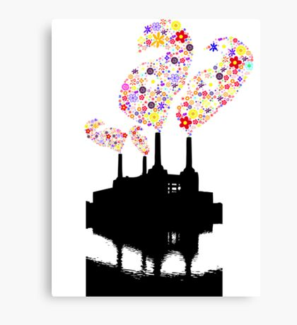 Battersea Flower Station Canvas Print
