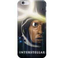Interstellar Painting iPhone Case/Skin