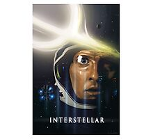 Interstellar Painting Photographic Print
